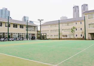 関東国際高等学校校内画像